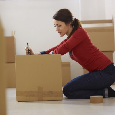 Free Printable Address Change Checklist-The complete list of who to notify of your move!