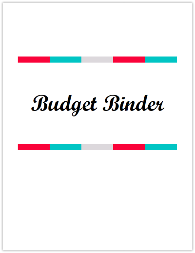 2021 Budget Binder: 50+ Printables To Organize Your Finances